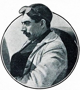 Fred Marriott - Fred Marriott 1906