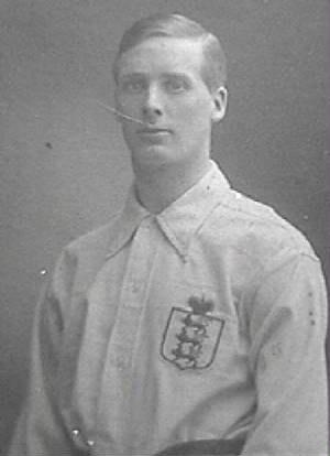 Fred Pentland - Pentland in 1909