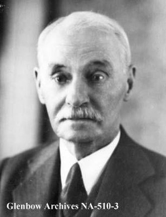 Frederick W. A. G. Haultain - Haultain in 1941