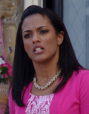Freema Agyeman - Agyeman in 2012