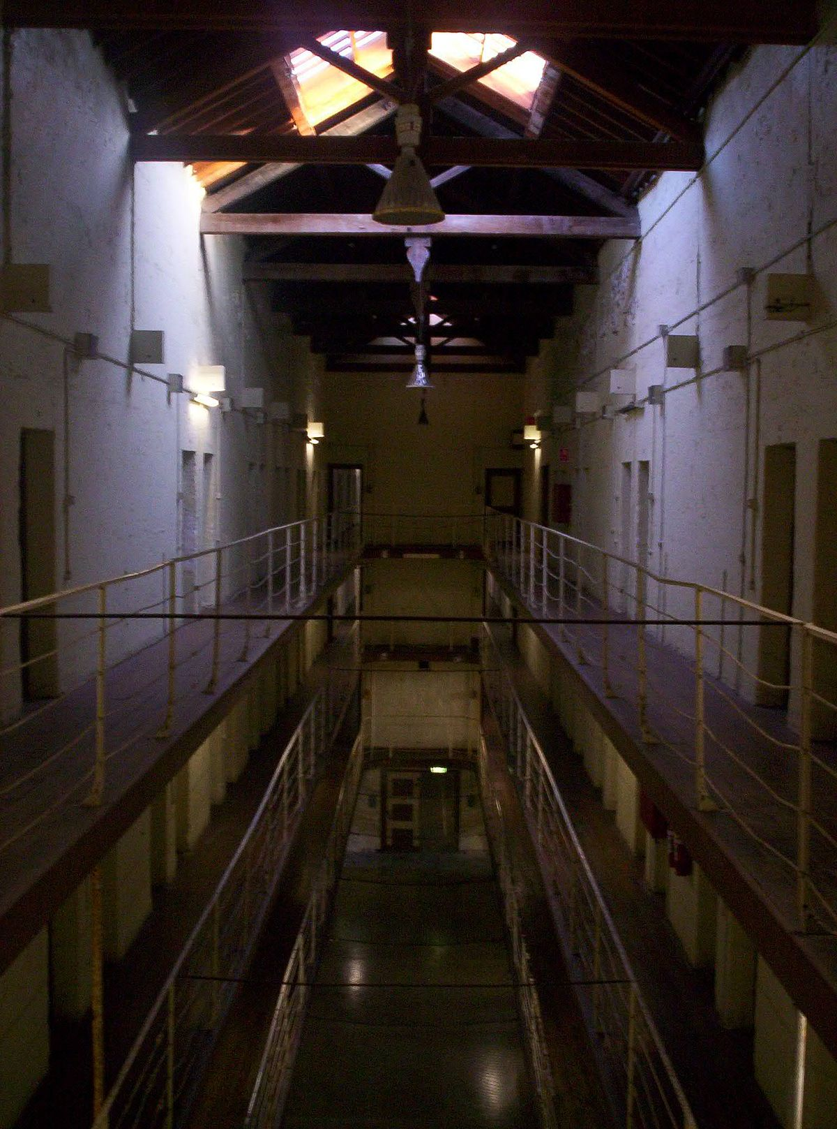 Fremantle Prison Riot Wikipedia
