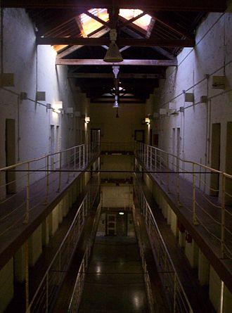 Fremantle Prison riot - Restored division 3