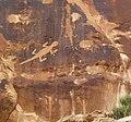 Fremont Lizard petroglyphs, Dinosaur National Monument.jpg