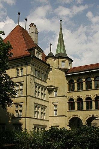 Fribourg - Fribourg Hôtel Ratzé
