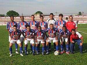 Friburguense Atlético Clube - Team photo from the 2011 season