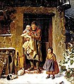 Friedrich Bischoff - Der erste Schnee 1858.jpg