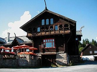 Holm Hansen Munthe - Frognerseteren restaurant