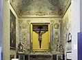 Front right chapel of San Lorenzo in Lucina (Rome) HDR.jpg