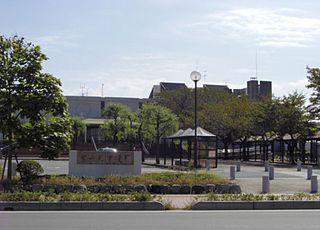 Fujimi, Saitama City in Kantō, Japan