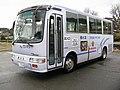 Fukuchiyama city bus Yakuno.jpg
