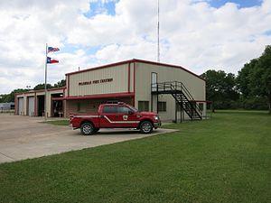 Fulshear, Texas - Image: Fulshear TX Fire Dept