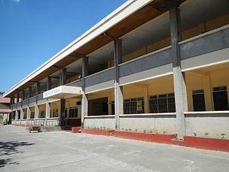 Tarlac State University - The main building of the university's Laboratory School