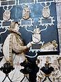 Güstrow Dom - Grabmal Ulrich 3 Anna von Pommern.jpg