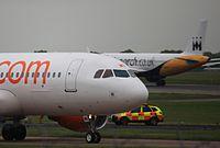 G-EZWB - A320 - EasyJet