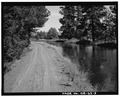 GENERAL VIEW TO EAST. - Deschutes Irrigation and Power Company Canal, Bend, Deschutes County, OR HAER ORE,9-BEND,1-3.tif