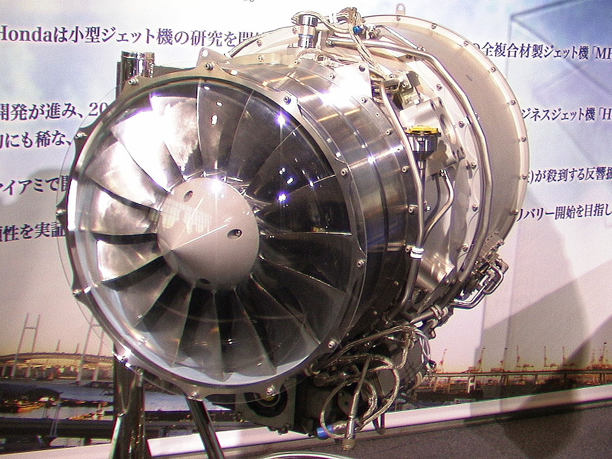GE Honda Aero Engines - Wikipedia