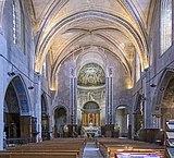 Gaillac - église Saint-Pierre - PA00095558 - Interieur.jpg
