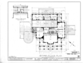 Gaineswood, 805 South Cedar Street, Demopolis, Marengo County, AL HABS ALA,46-DEMO,1- (sheet 3 of 25).png