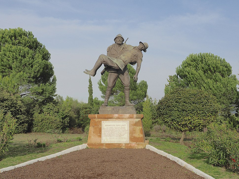 Gallipoli Battlefield (15399670914)