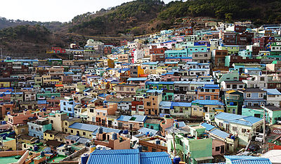 Gamcheon Colored Houses, Busan, Korea.jpg