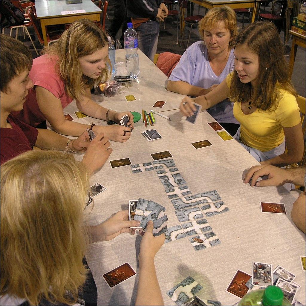 GameCon 2007 in Pardubice - Saboteur 1
