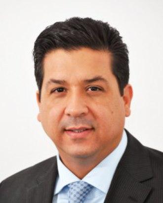 Governor of Tamaulipas - Image: Garcia Cabeza de Vaca Francisco Javier 240x 300