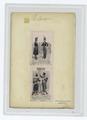 Garde civique belge Officiers gde et Pte tenue, - 1832, Garde civique belge Tenue de Route, - 1832 (NYPL b14896507-88397).tiff
