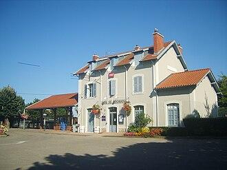 Brignais - Image: Gare de Brignais