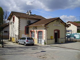 Image illustrative de l'article Gare de Courcelle-sur-Yvette