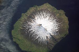 Gareloi Island - NASA Gareloi Island.