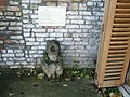 Gargoyle from St Ives Priory - geograph.org.uk - 1571443.jpg