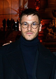 Gaspard Ulliel French film, television, and theater actor