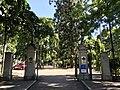 Gate to the City Botanic Gardens, Brisbane, Queensland.jpg