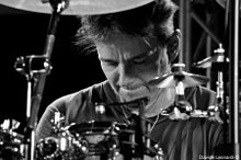 Gavin Harrison Drum Clinic 2011.jpg
