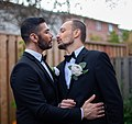 Gay Wedding in Toronto by Pouria Afkhami Canada 02.jpg