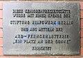 Gedenktafel Stierstr 20 (Fried) Seniorenheim.jpg
