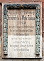 Gedenktafel Theaterplatz (Meißen) Friedrich de la Motte Fouque.jpg