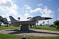 General Dynamics F-16A Fighting Falcon 81-0721 Block 15 RSideFront MacDill Air Park 24July2010 (14444003779).jpg