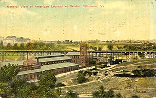 Richmond Locomotive Works defunct American locomotive manufacturer, became part of Alco in 1901