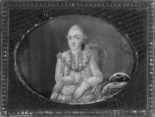 Georg III, 1738-1820, kung av England