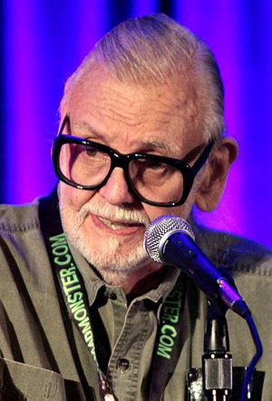 George A. Romero - Romero in May 2016
