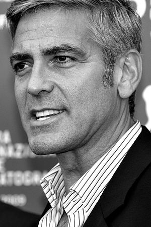 Actor George Clooney - 66th Venice Internation...