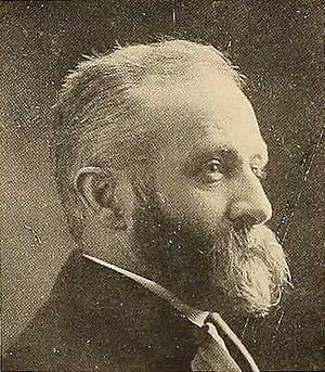 George Lincoln Burr - George Lincoln Burr, circa 1902