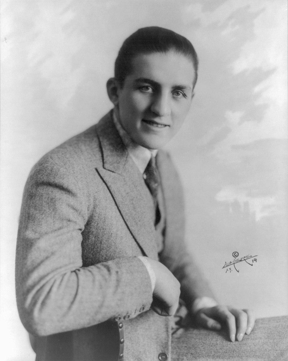 Georges Carpentier 1920