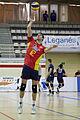 Gerard Osorio - Bilateral España-Portugal de voleibol - 01.jpg