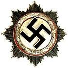 GermanCrossInSilver