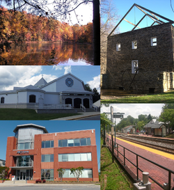 Germantown, Maryland Infobox Montage 1.png