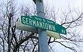 Germantown Straßenschild.JPG