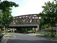 Gesundbrunnen Liesenstraße Liesenbrücke.JPG