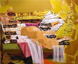 Stephen Farthing - The Backstory: Boucher (2009)